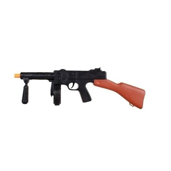 Speelgoed machine geweer met geluid