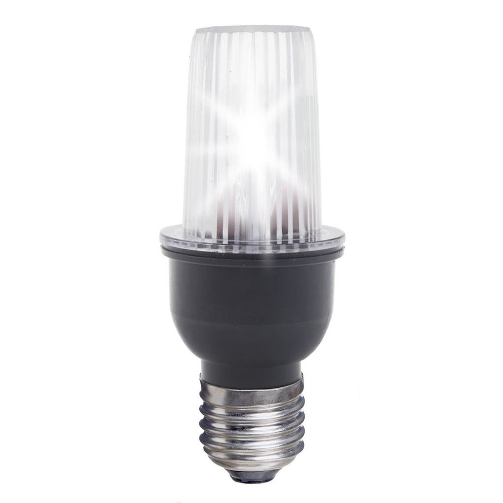 Stroboscoop lamp discolamp LED met E27 fitting 230V
