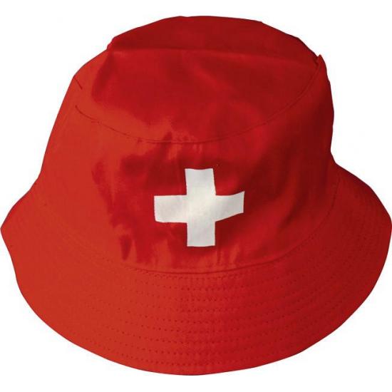 Supporters hoedje Zwitserland