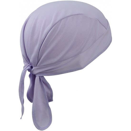 Topcool polyester bandana lila