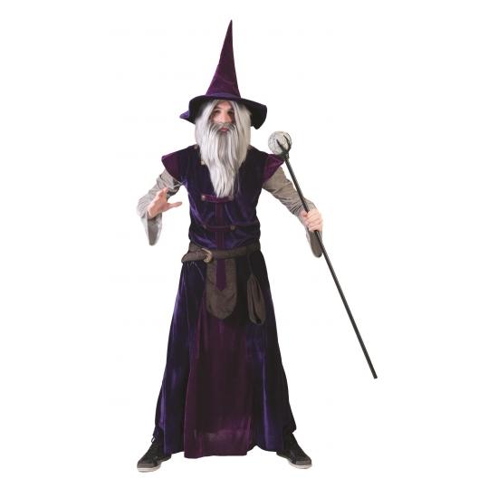 Tovenaar kleding voor volwassenen