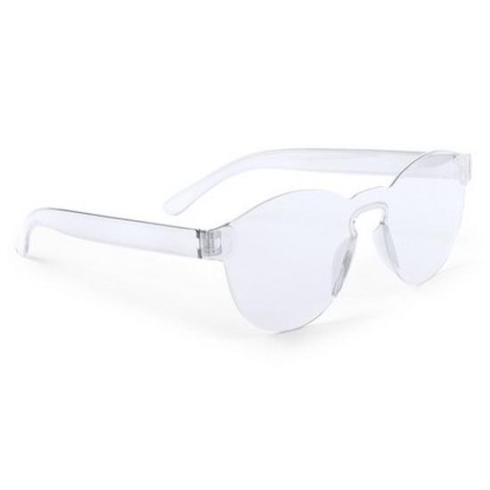 Transparante verkleed zonnebril voor volwassenen