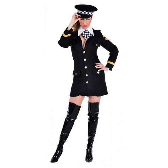 Uitdagende politie dames outfit