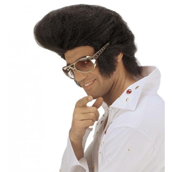 Verkleed Jumbo Elvis pruik