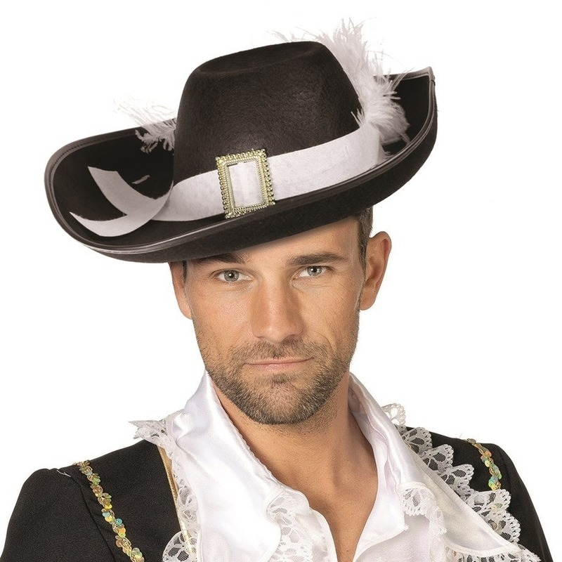 Verkleed Musketiers hoed