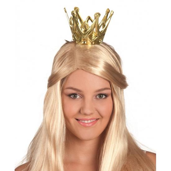 Merkloos Verkleed Prinsessen kroontje