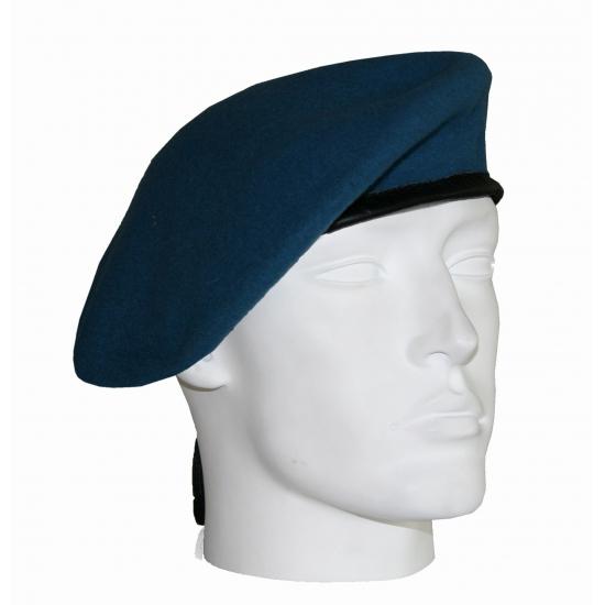 Verkleed Soldaten baret VN blauw