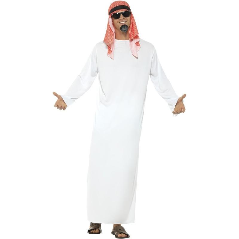 Verkleedkleding Arabieren kostuum