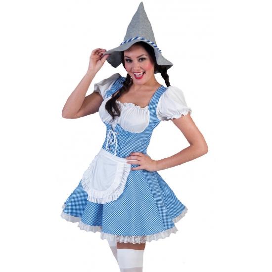 Verkleedkleding Beieren jurk voor dames