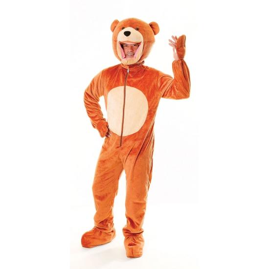 Verkleedkleding Beren verkleed pak voor volwassenen