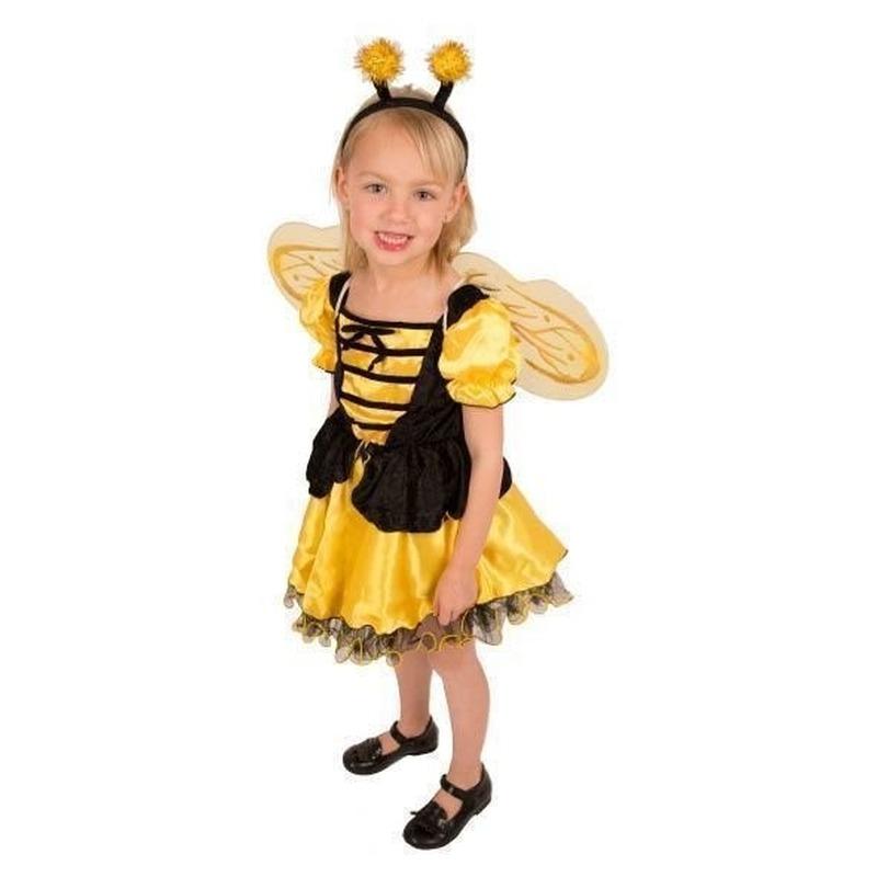 Verkleedkleding Bijen kostuum voor meisjes