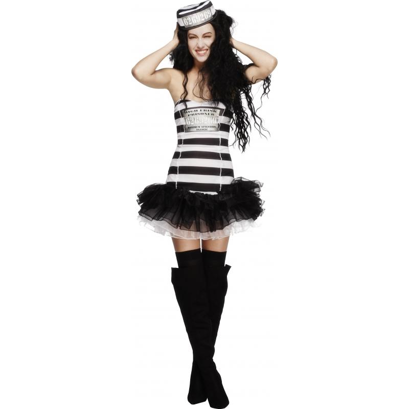 Verkleedkleding Boeven outfit voor dames