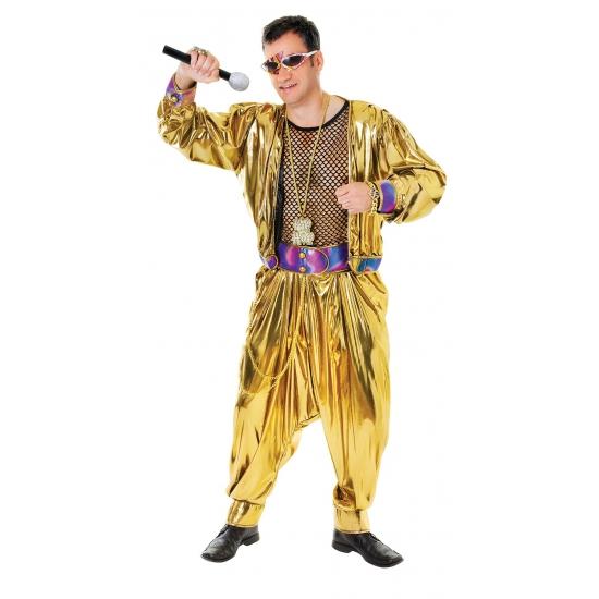 Verkleedkleding Cant touch this kostuum