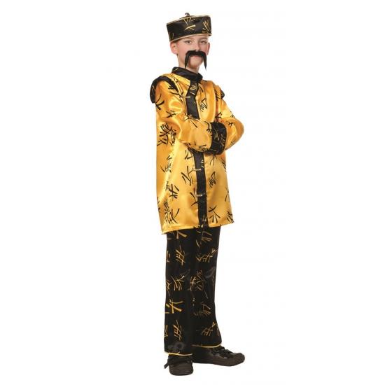 Merkloos Verkleedkleding Chinees kostuum voor kinderen
