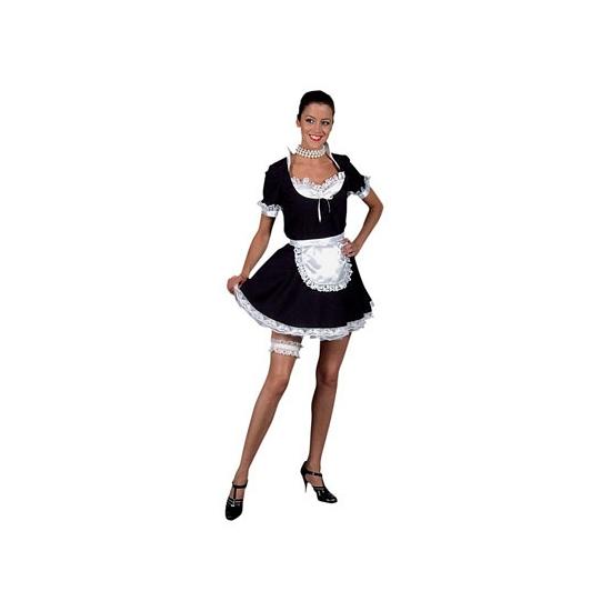 Verkleedkleding Dienstmeisje kostuum