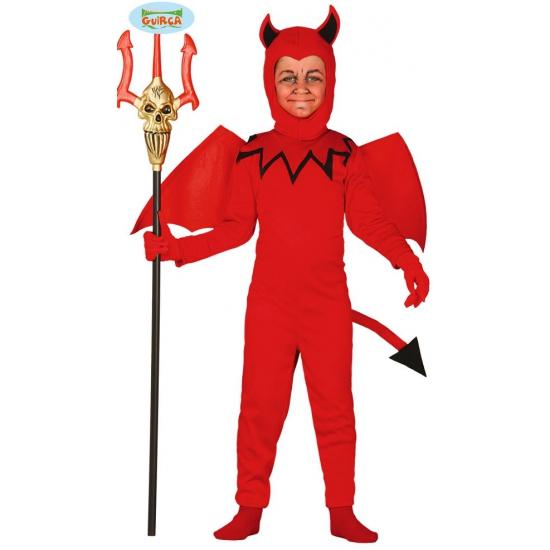 Verkleedkleding duivel voor kinderen