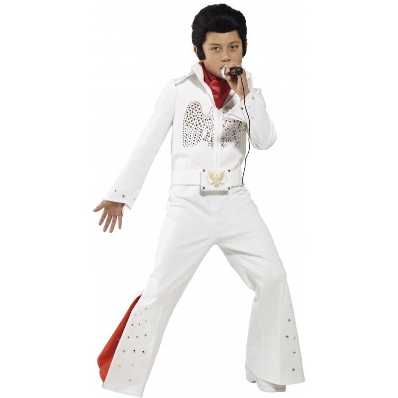 Verkleedkleding Elvis kostuum voor kinderen