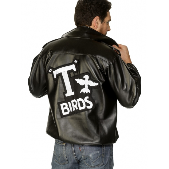 Verkleedkleding Grease jasjeT-Birds