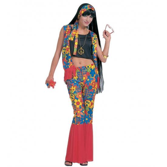 Verkleedkleding Hippie kleding voor dames