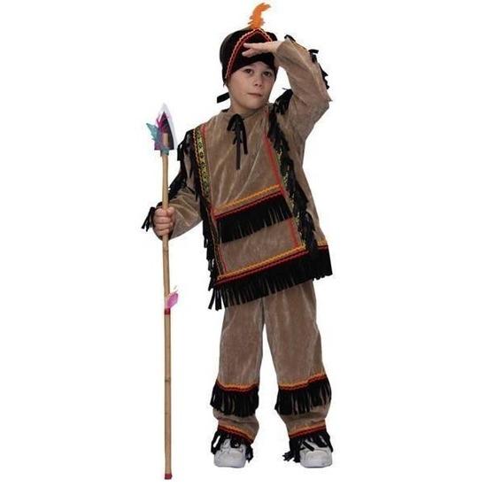 Verkleedkleding Indianen kostuum voor kinderen