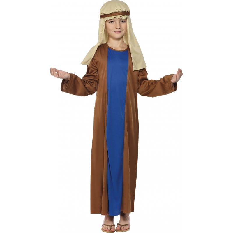 Verkleedkleding Jozef kostuum kinderen