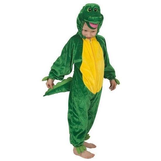 Verkleedkleding Krokodil kinder kostuum pluche