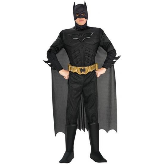 Verkleedkleding Luxe batman kostuum voor heren