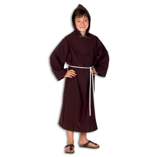 Verkleedkleding Monnik kostuum voor kinderen