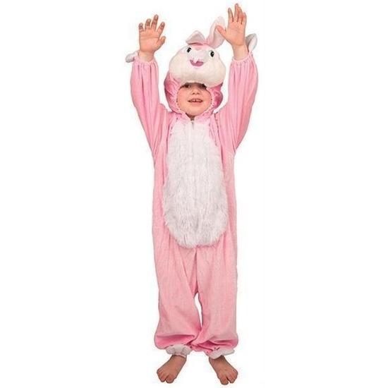Verkleedkleding Pluche konijn kostuum kinderen