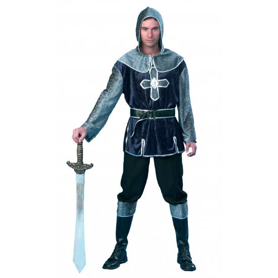 Verkleedkleding ridder kostuum voor heren
