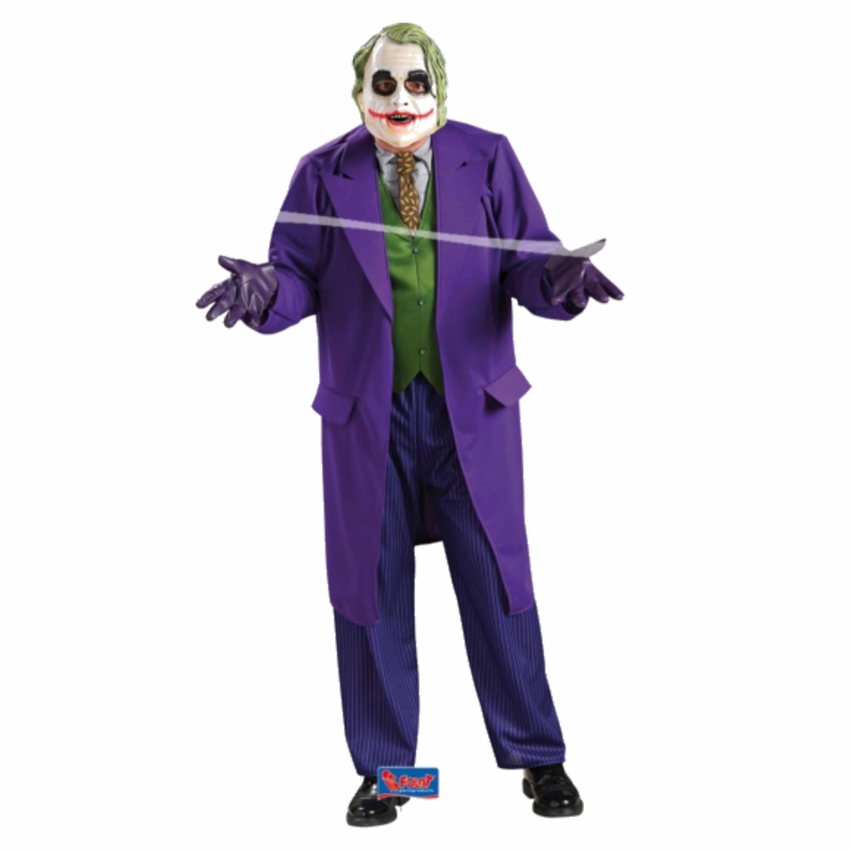 Verkleedkleding The Joker luxe kostuum volwassenen
