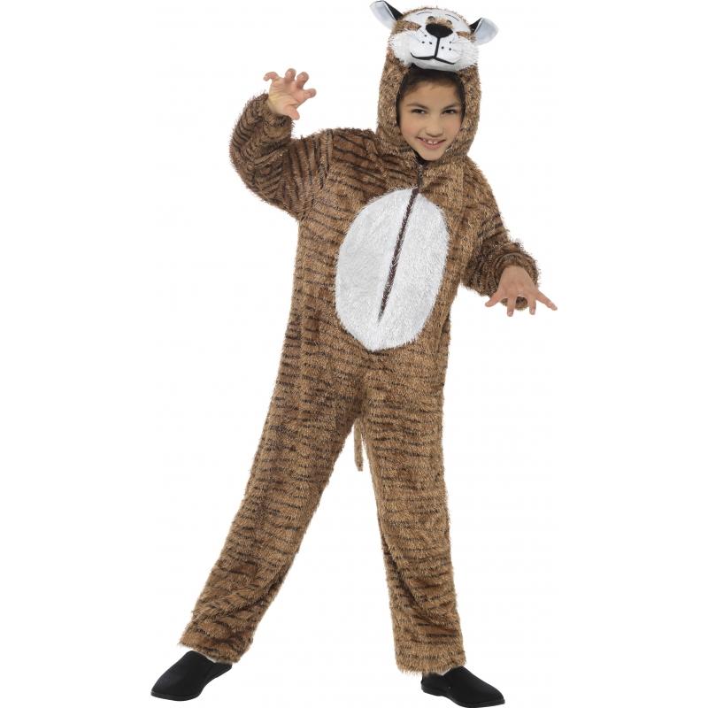 Verkleedkleding Tijger kostuum kinderen