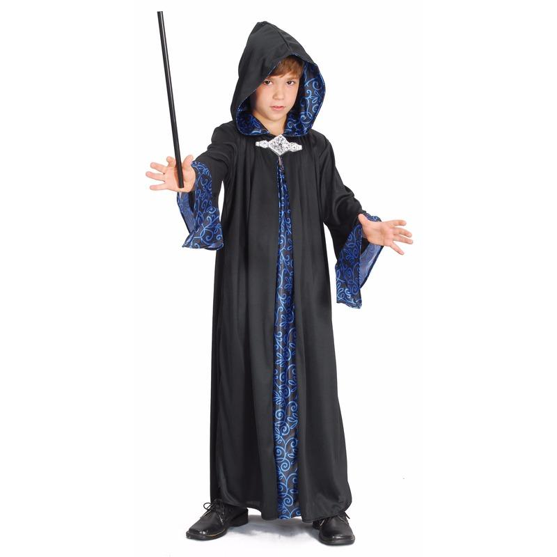 Verkleedkleding Tovenaar cape kinderen