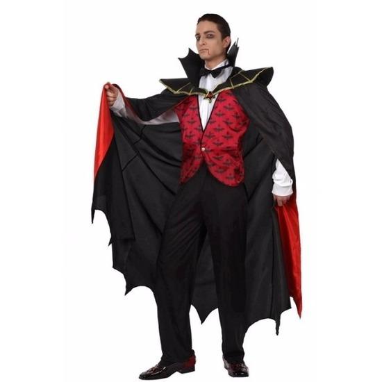 Verkleedkleding Vampier kostuum voor volwassenen