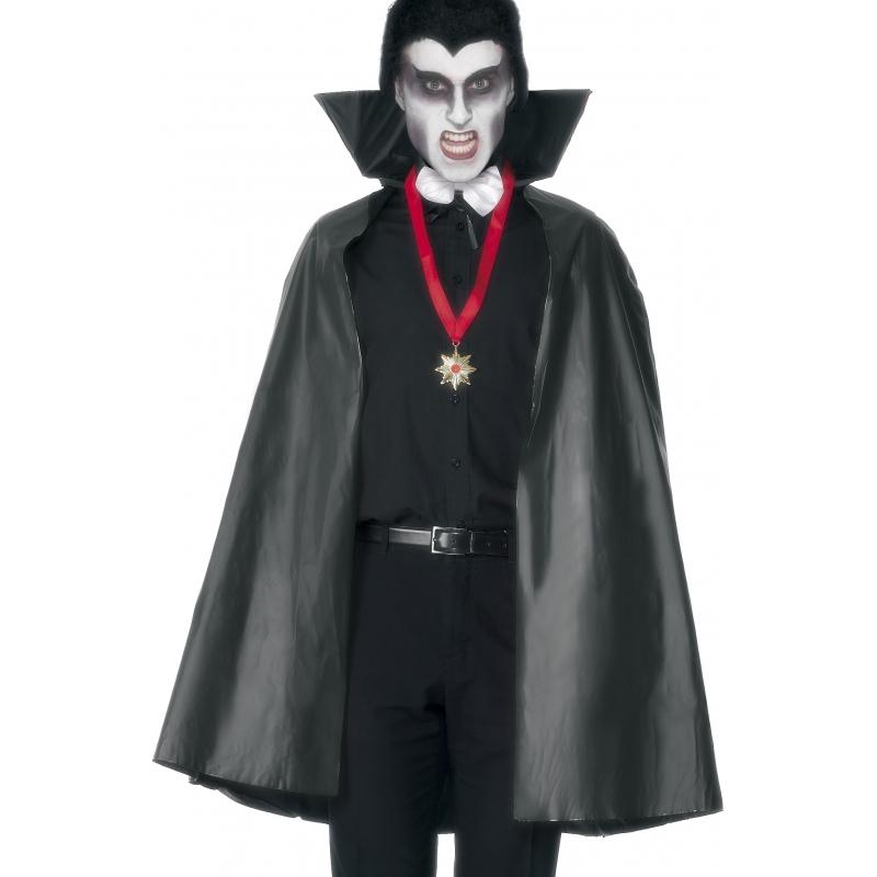 Verkleedkleding Voordelige vampier cape
