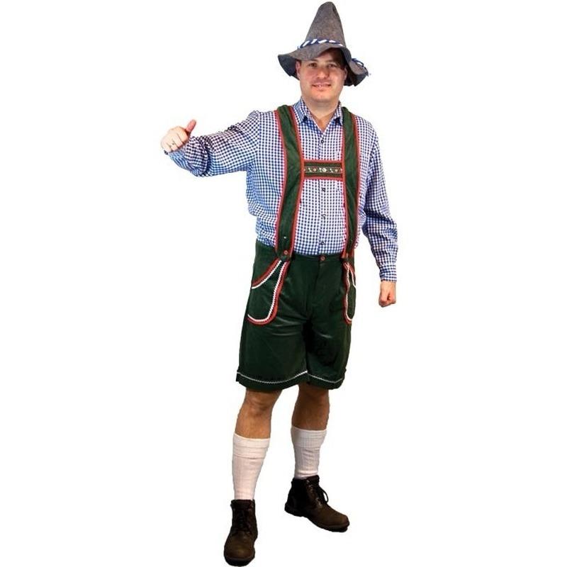 Voordelige Tiroler kleding voor heren