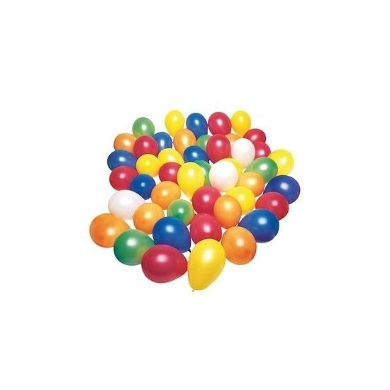 Waterballonnen gekleurd 200 stuks