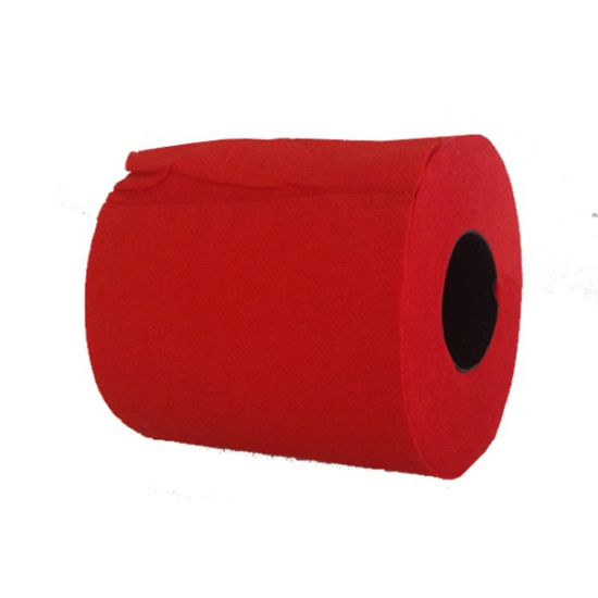 WC rol rood