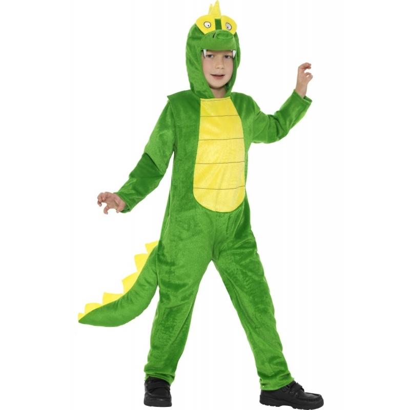 Winter huispakken krokodil voor kids