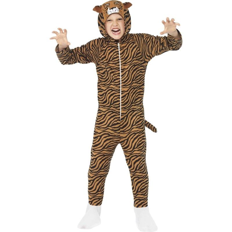 Winter huispakken tijger voor kids