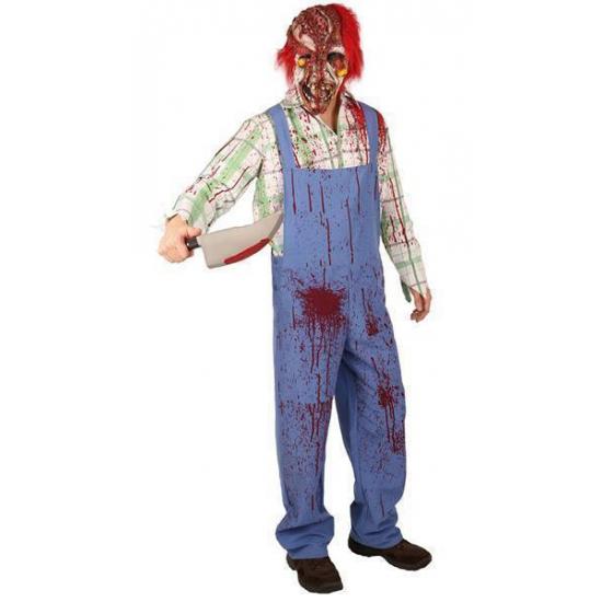 Zombie kostuum voor volwassenen
